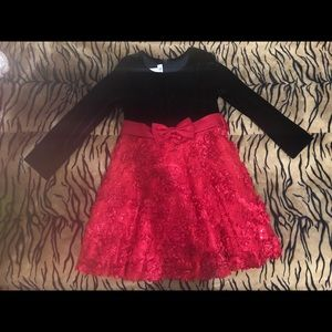 Girl size 6 dress